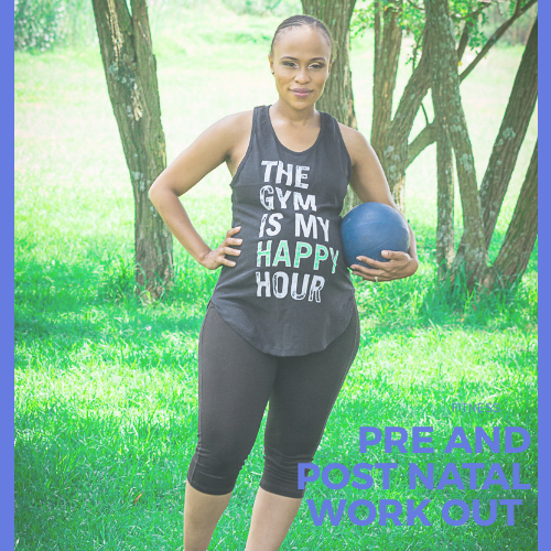 potso fitnesss pre and post natal fitness workout
