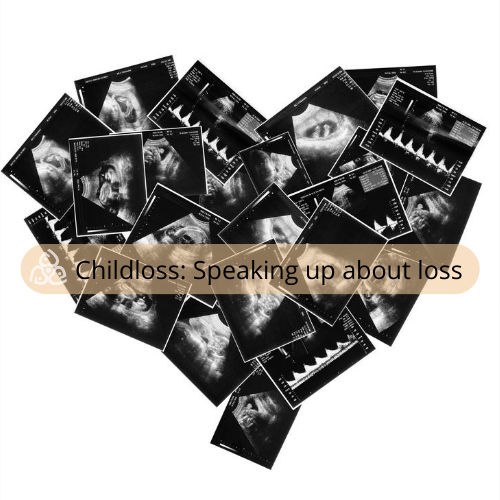 speaking up about child loss Lakhanya foundations